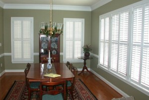 Should I put plantation shutters in my living room? | AA Movers