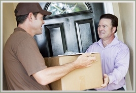 Delivery Services, VA, MD, DC